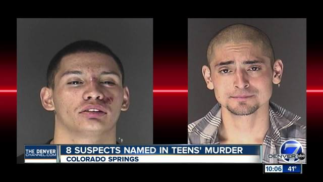 2 more people sought in connection to murder of 2 Colorado Springs teens