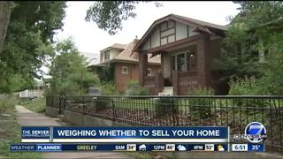 Answer these questions before you sell your home