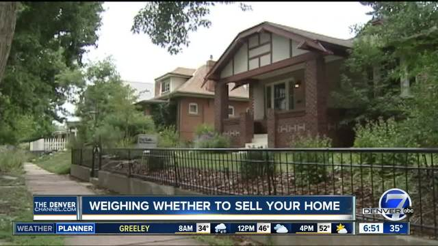 Should you sell your home or stay put-
