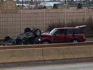 Fatal crash shuts down part of Santa Fe