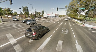 Why aren't there turn arrows at 35th & Colorado?