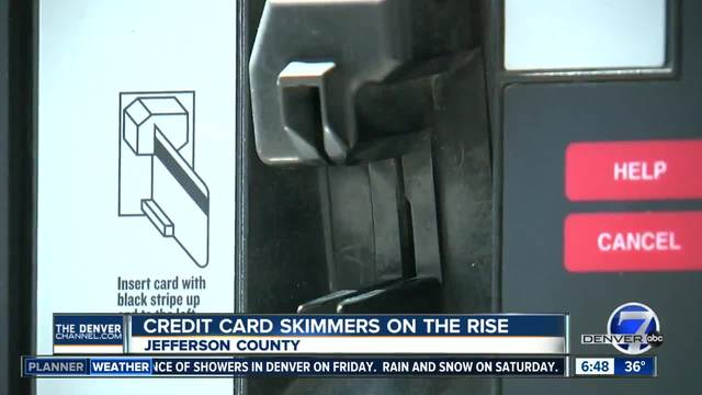 Ways to protect yourself from card skimmers