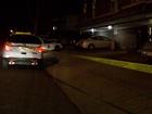 Victim shot during late night burglary
