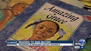 Reading to End Racism program in Boulder schools