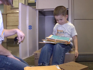 Boy with tumor gets letters from strangers