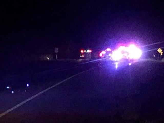 2 killed in crash near Penrose
