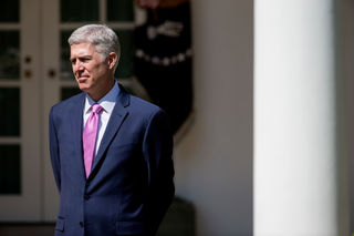 Gorsuch to have immediate impact on SCOTUS cases