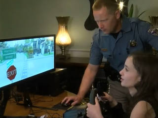 CSP using new tool to teach driving dangers