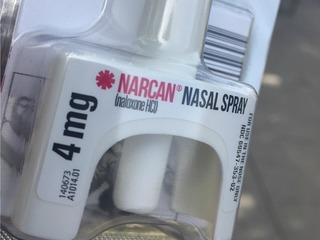 Officer saves man's life with overdose antidote