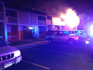2 injured in Northglenn townhome fire