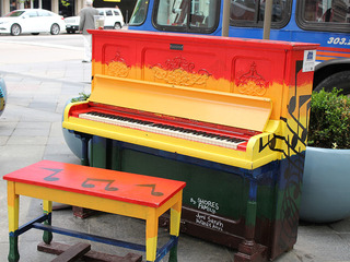 Denver looking for 16th St. Mall piano artists