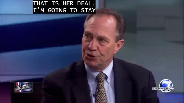 Rep- Ed Perlmutter talks about his run for Governor