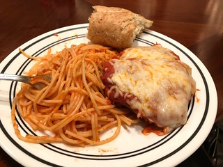 Tasty Tuesday: Chicken parm with 7 ingredients