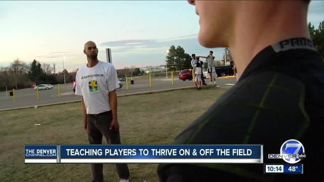 Teaching players to thrive on and off the field