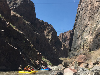 Colorado sees transition from skiing to rafting