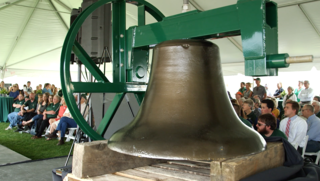CSU bell missing for 100 years reappears