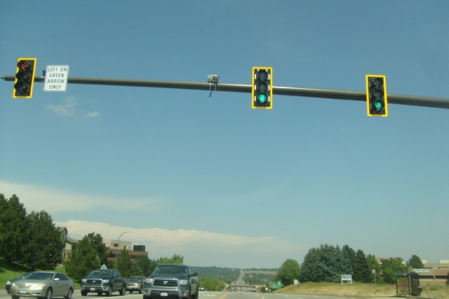 New traffic cameras show up at several Lakewood intersections