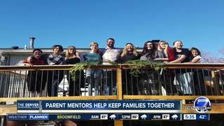 Parent mentors help families stay together