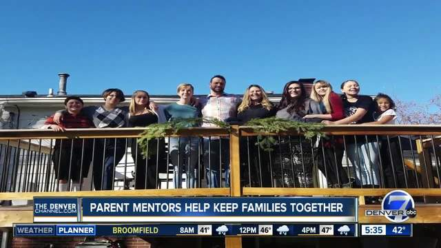 Parent mentors help protect all of our children