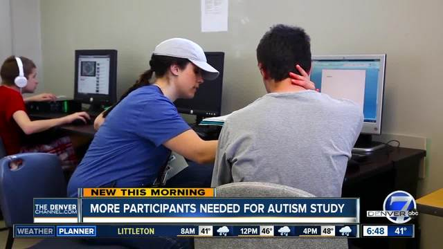 Nationwide autism study searching for more Colorado participants