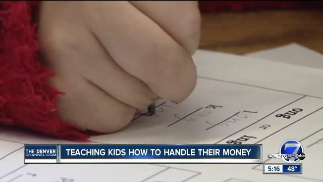 -300 burrito is at the center of a lesson for kids about managing money