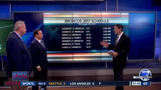 Xfinity Sports Xtra Broncos schedule predictions