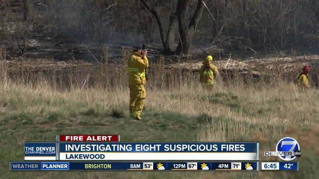Challenges solving suspicious fires on Green Mountain