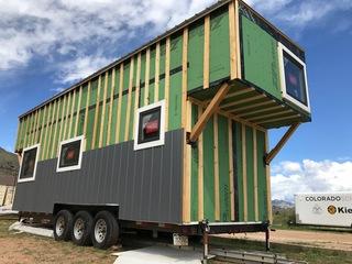 Tiny house team prepares for Solar Decathlon