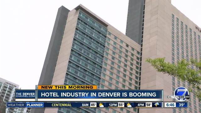 Downtown Denver sees -5 billion in visitor spending