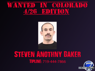 Wanted in Colo. 4/26: Fugitives wanted by police