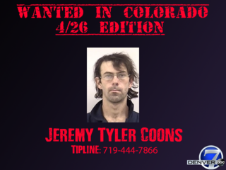 GALLERY: Fugitives wanted by police in Colorado