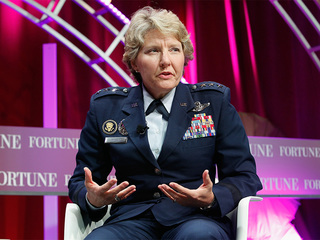 Air Force Academy's superintendent stepping down