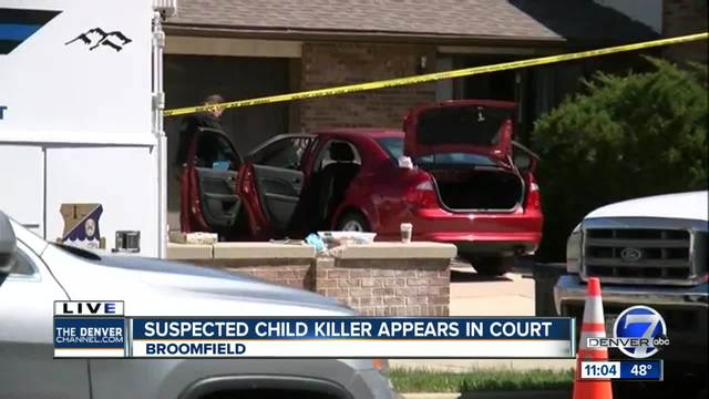 Broomfield man accused of murder in brutal killing of 4-year-old family…
