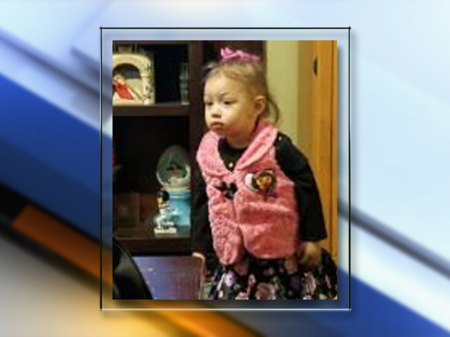 AMBER Alert: 2-year-old child with heart issue