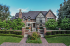 Renovated $7.6M home retains vintage Tudor style
