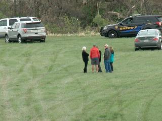 Lightning kills woman, horse in Douglas County