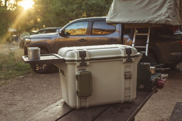 Growling at Yeti, OtterBox is venturing into bear-resistant coolers