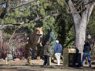 Dinosaurs to roam the Denver Zoo this summer