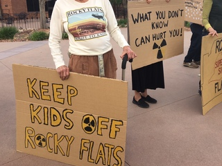 Rocky Flats safety contested during meeting