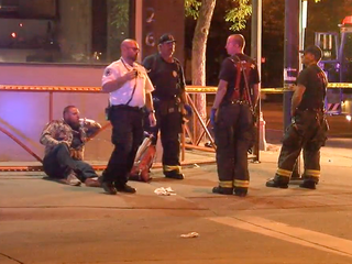 4 people stabbed in downtown Denver