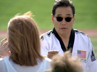 7Everyday Hero provides free Taekwondo lessons