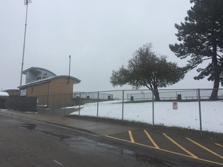 State track meet postponed because of snowstorm