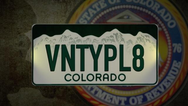 State lost -100k on vanity plate auction effort