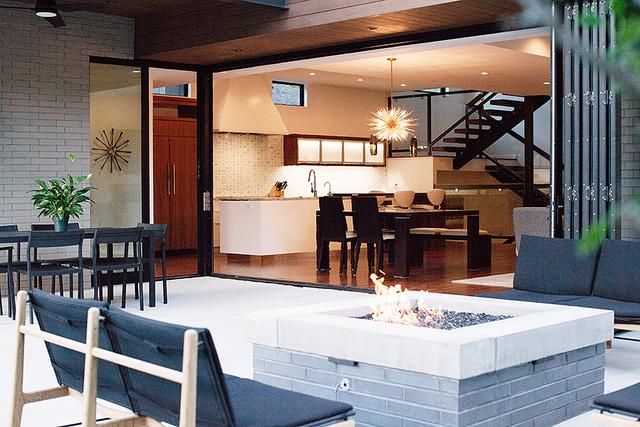 Modern homes in denver