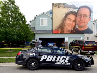 Family of 3 found dead in Erie home identified