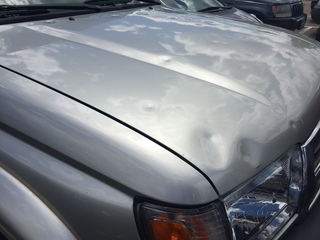 Thousands raised to help replace car windows