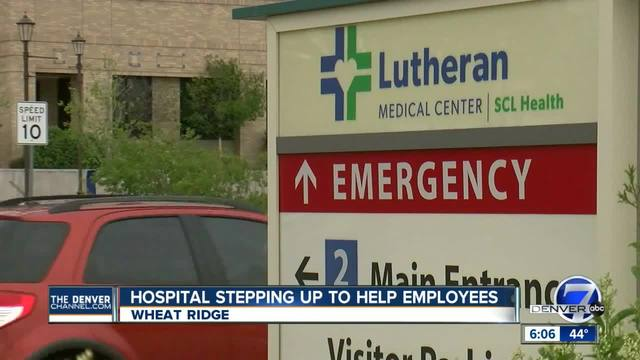 Hospital leaders create fund to help employees with hail damaged vehicles