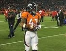 Broncos, Ward talk contract: 'I want to be here'