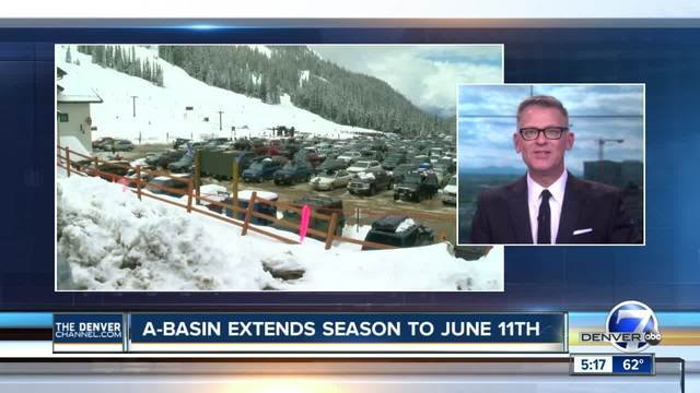 Arapahoe Basin adds extra weekend due to late-season snow