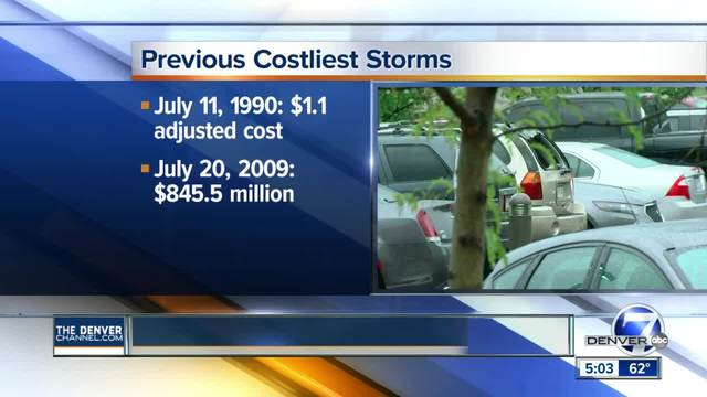 -1-4B May hailstorm on track to be Colorado-s most expensive ever